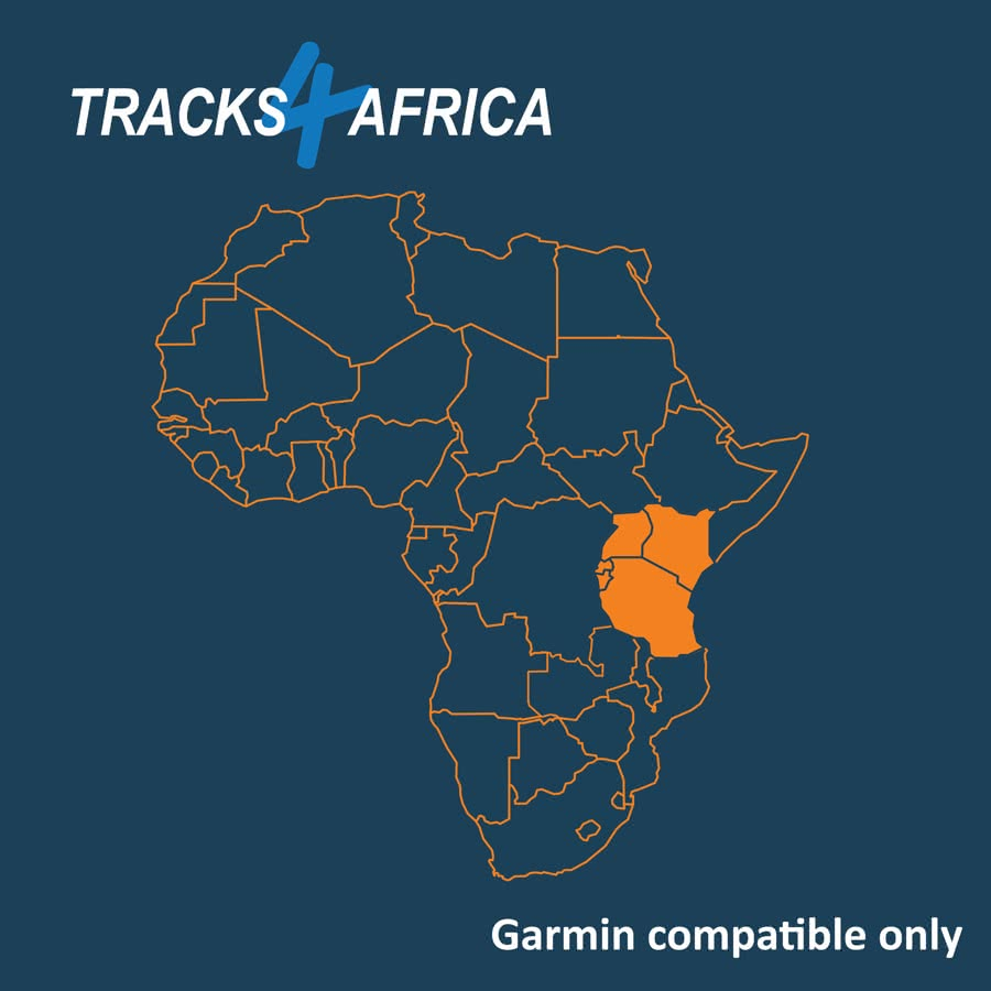 Eastern Africa Garmin GPS Map Download: Tanzania, Kenya, Rwanda, Burundi, on map of sierra leone on africa, map of senegal on africa, map of haiti on africa, map of egypt on africa, map of nigeria on africa, map of reunion on africa,