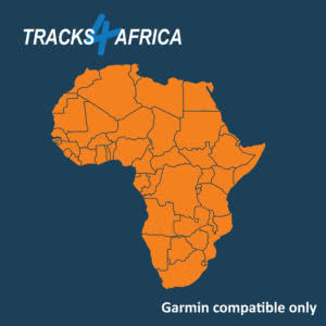 Downloadable GPS Maps Archives - Tracks4Africa on