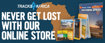 Tracks4Africa Shop