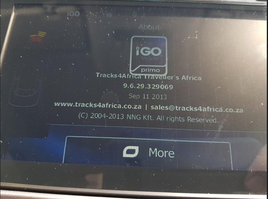 T4A Automotive (In-car) Navigation Maps Archives - Tracks4Africa